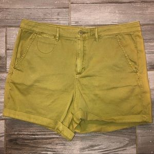Chino by Anthropologie 31 shorts